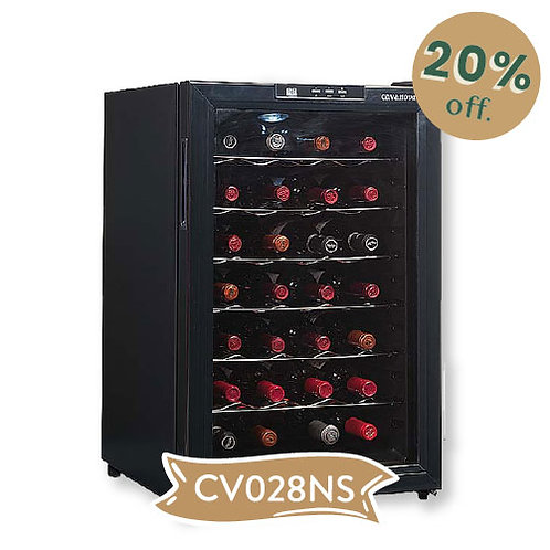 PREVENTA Cava de Vino 28 botellas Cavanova CV028NS