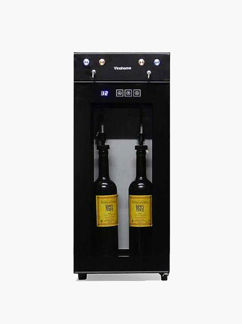 Dispensador de vino hogar – 2 botellas | Vinohome VH02NS