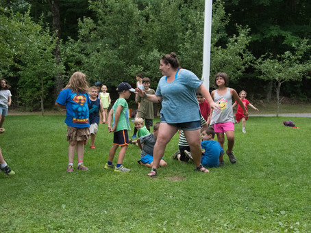 Reflections on Camp, Family & Giving Back