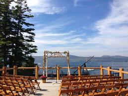 Top deck venue