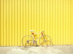 giallo su giallo
