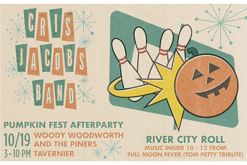 Pumpkin Fest Poster 2019