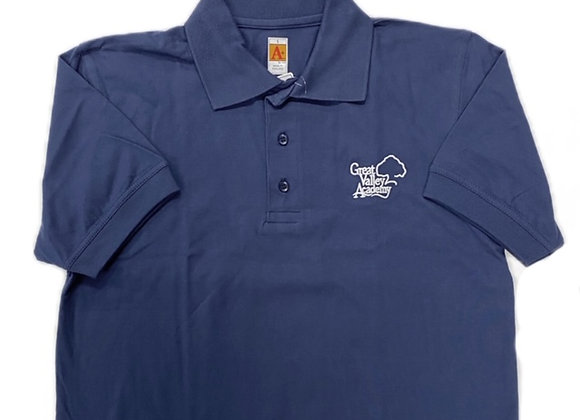 STAFF ONLY - Navy Short Sleeve Polo