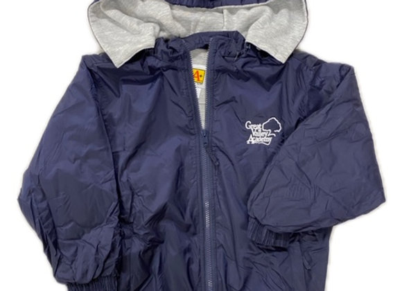 Unisex Water Repel Jacket with Hood