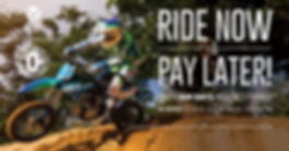 RIDE NOW PAY LATER FORBES SMALL ENGINES.