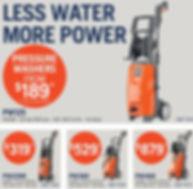 Forbes Small Engines Husqvarna Pressure