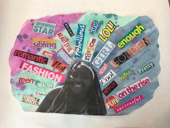 Kayla Identity Collage
