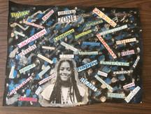 Ciara identity collage