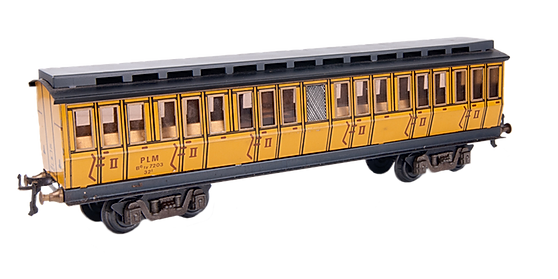 A S PLM Coach on Vintage Model Railways