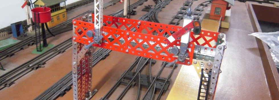 Meccano Bridge