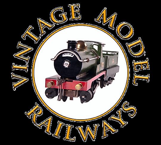 vintage model railways