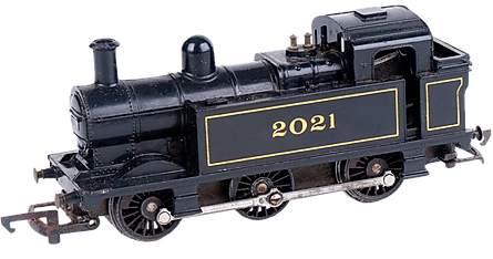 Triang Hornby Jinty 2021 on Vintage Model Railways