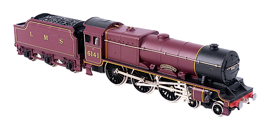 Wrenn Caledonian on Vintage Model Railways