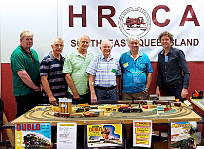SEQ HRCA Members