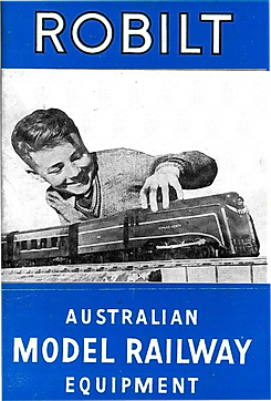 Robilt Repo catalogue on Vintage Model Railways