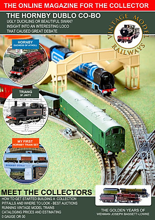 Vintage Model Railways First Edition