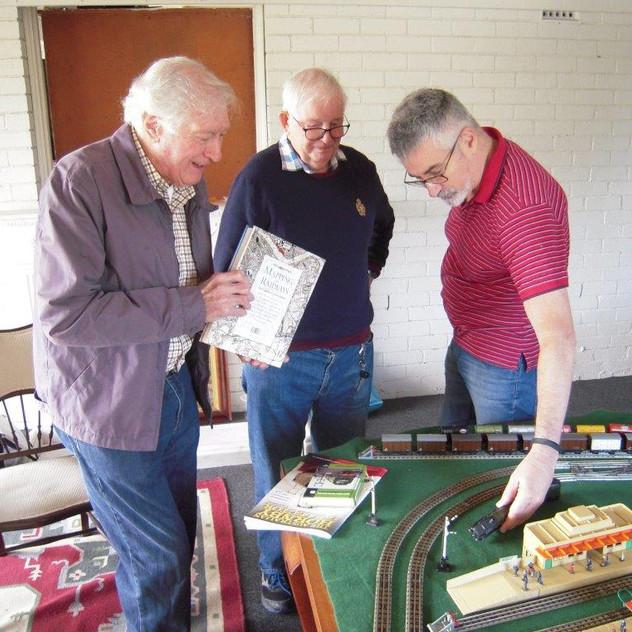 Ken, Host John and Stephen