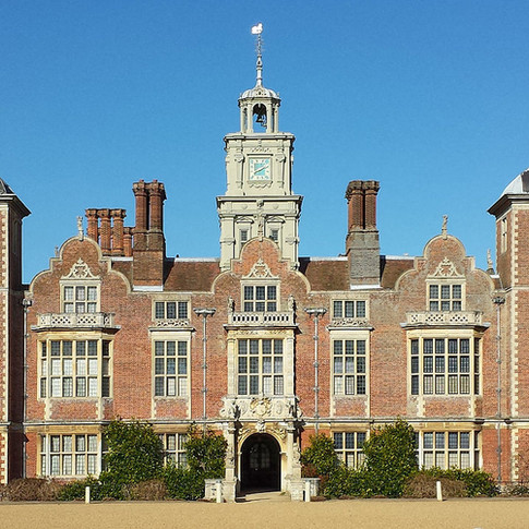 Blickling Hall National Trust House and Gardens