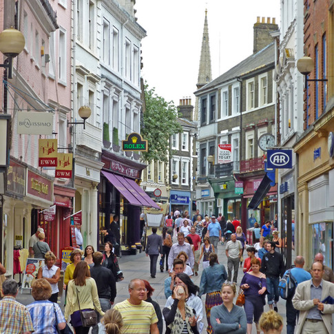 Norwich - the most complete medieval city in the UK