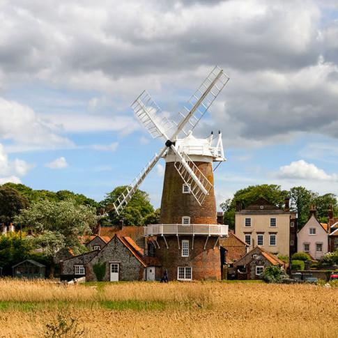Cley on Sea Windmill