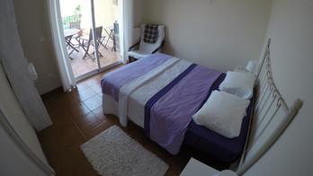 Purple room (Double bed)
