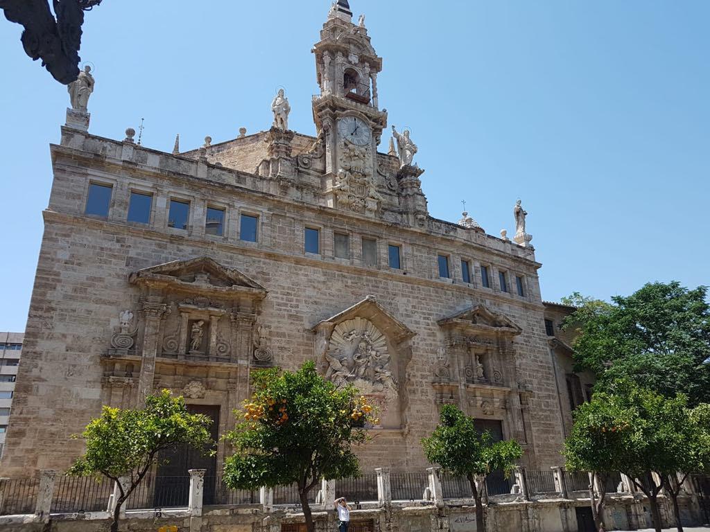 La Nucia church