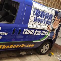 The Door Doctor, Inc is looking GOOD!!!!