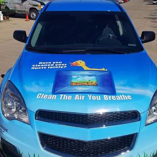 Beautiful blue for pro air @central_image_wraps & bloomington_car_wraps