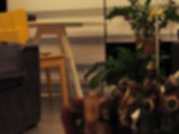 Sala estar e tv decorada móveis Oppa - Apartamento LRCM
