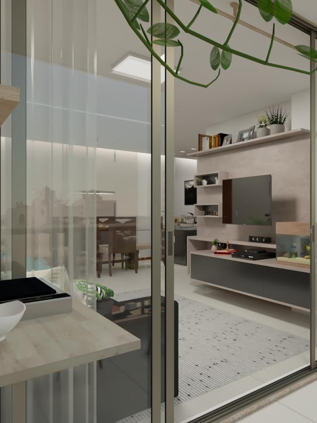 Apartamento CGH