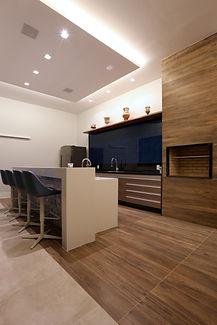 Cozinha gourmet residência LHR - Decora Arquitetura