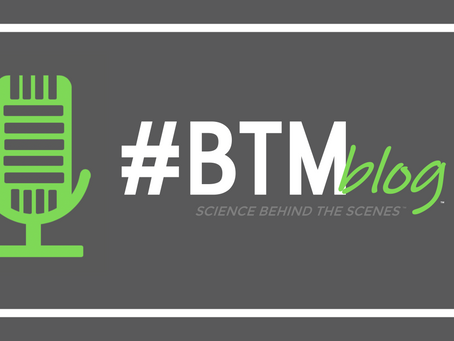 Happy Birthday, Behind the Microscope! Welcome to the #BTMBlog