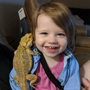 A future reptile enthusiast 🥰🦎.jpg