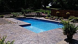 Sparkle Pools, Inc. New Liner Pool Construction