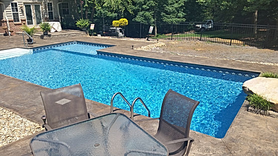 Spakle Pools, Inc. Residential Services