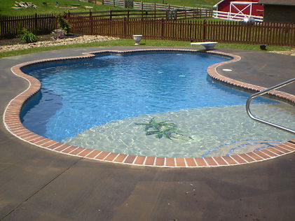 Spakle Pools, Inc. Finished Pool Resurface Replaster