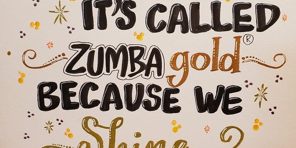 #TakeItOutsideRI/Zumba Gold Class