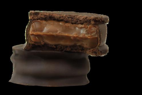Alfajor Chocolate  Box 6 unidades