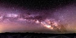 Milky Way Pano-1