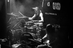 Soilwork at the Whisky-6