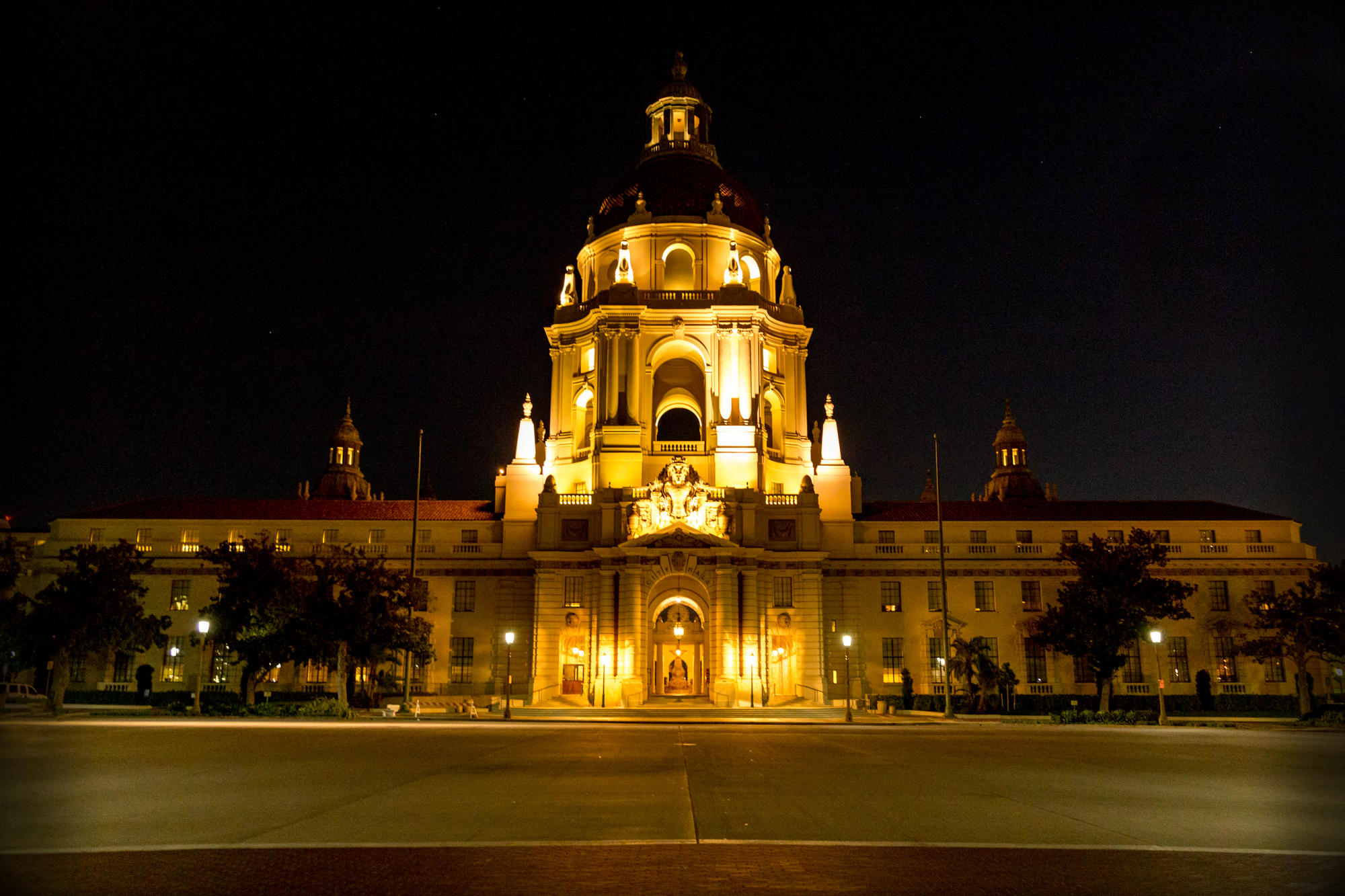Pasadena City Hall-1