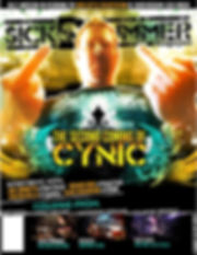Sean Reinert of Cynic and Death SickDrummer Magazine Article