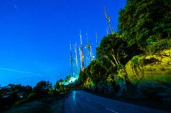 Mt Wilson Towers-1