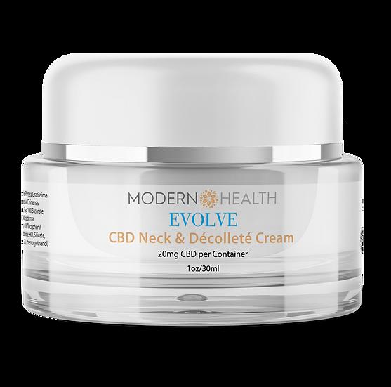 CBD Neck & Décolleté Cream