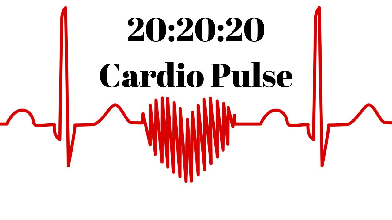20_20_20 Cardio pulse