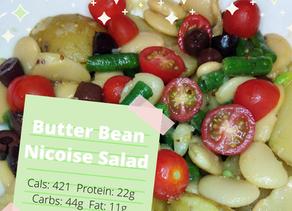 Butter Bean Nicoise Salad