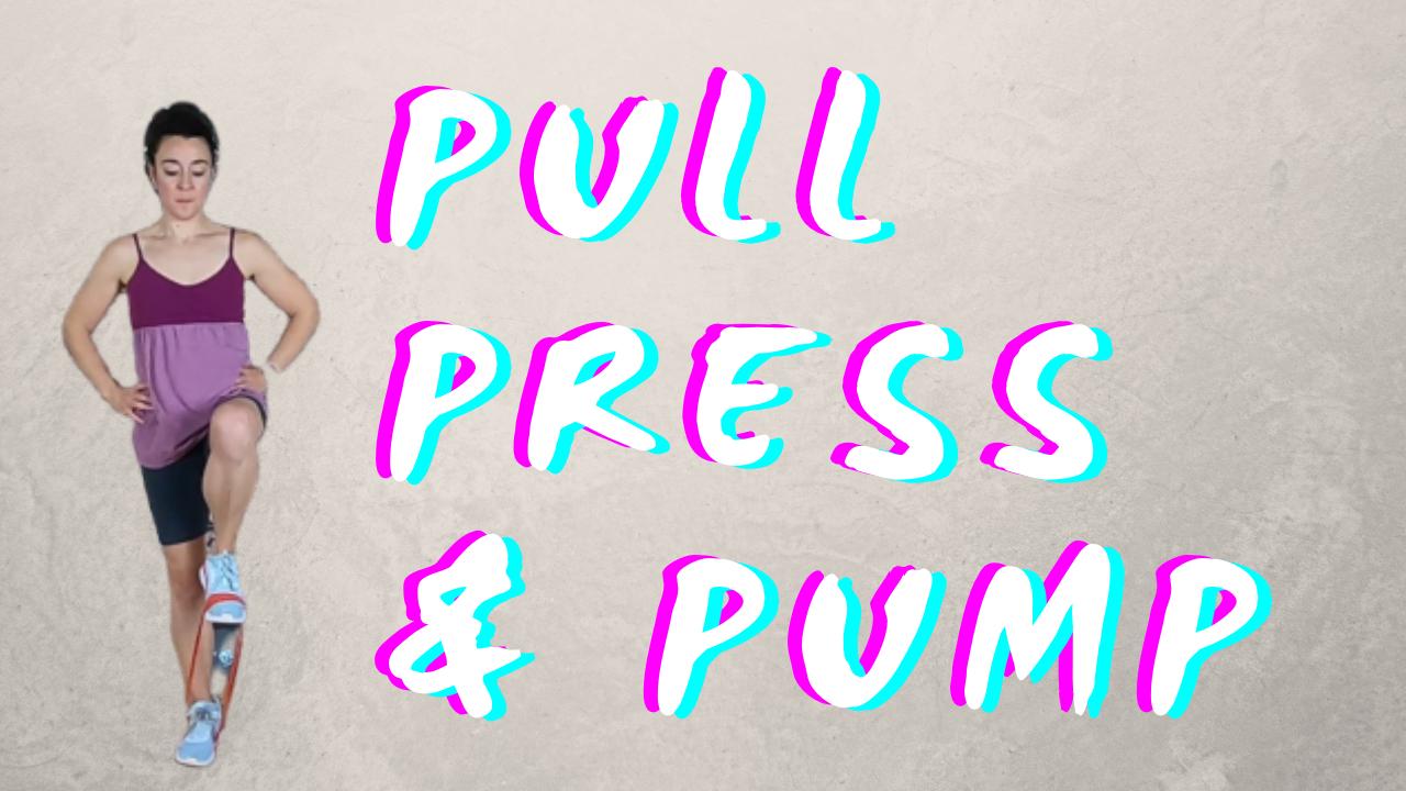 Pull Press & Pump