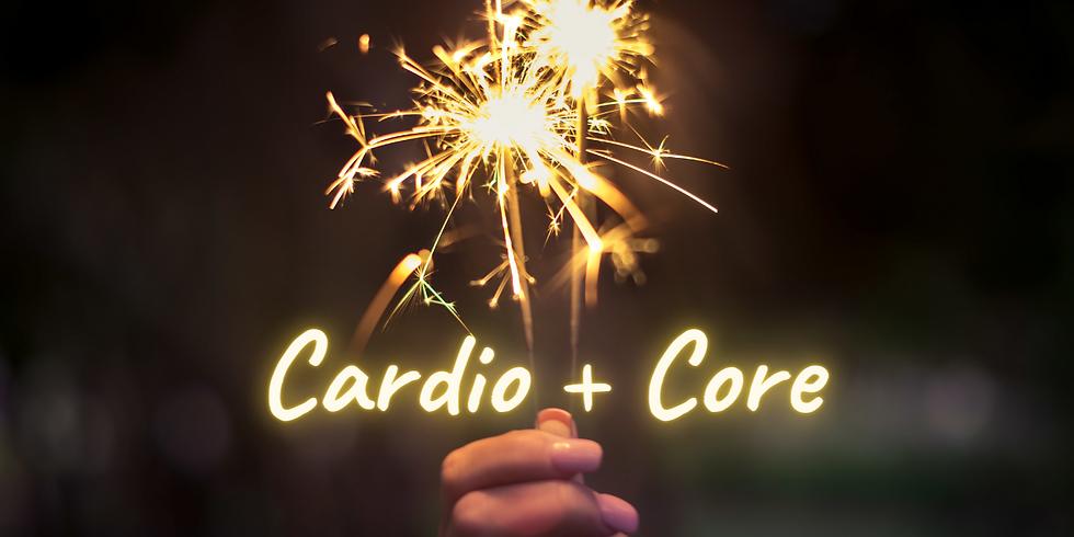 30 Minutes Cardio  + Core