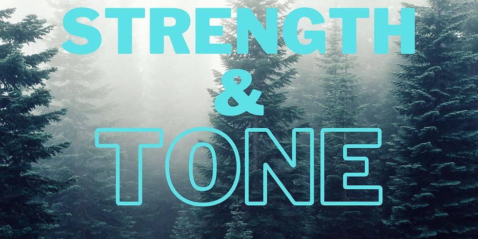 45 Minute Strength & Tone