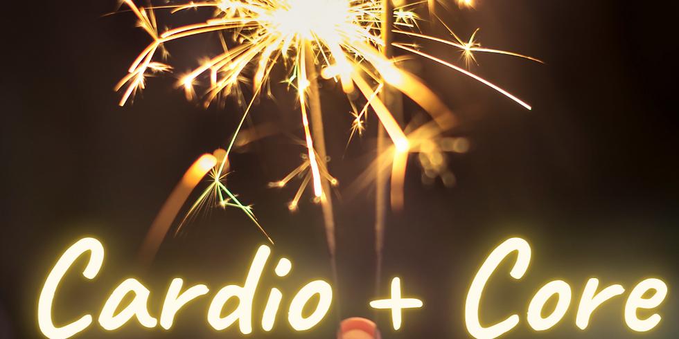 30 Minutes Cardio + Core - AT SERRANO PARK